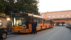 AMT 4812 4813 e 4806 (Lu_Pi) Tags: amt genova autobus bus bredamenarinibus bmb m230cu bolzaneto murta festadellazucca mostradellazucca amtgenovalinea74
