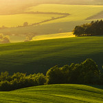 Magical sunset in South Moravia thumbnail