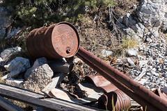 Mining supplies (joeqc) Tags: mnp mojave mojavepreserve national preserve taylor mine sony rx100ii rx100m2 rx100mii