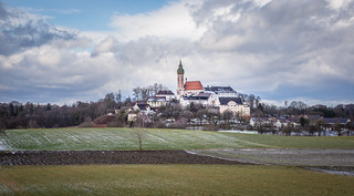 Andechs from afar