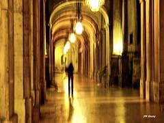 Lisbonne (jmguay1) Tags: ombre flou blur voyage canon g7 lisbonne nuit artistique