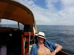 wat saai toch op zee