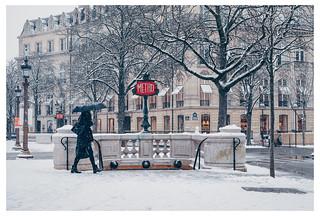 PARIS WINTER 2018