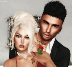 ♥My Love♥ (dumeric_asp) Tags: catwa bento couple secon life sl