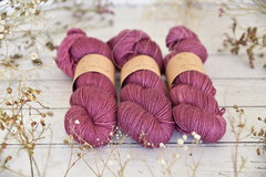 Eden Cottage Yarns Hayton 4ply (Victoria Magnus) Tags: yarn handdyed edencottageyarns merino cashmere knitting crochet hayton 4ply