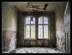 The Walls Came Crumbling Down... (LiesBaas) Tags: madebyme verlatengebouwen sombresociety sombre beelitz verganeglorie lostplaces verlasseneorte urbex thewallscamecrumblingdownbyliesbaas