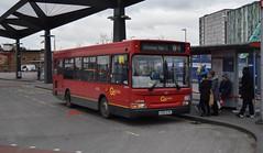 LDP264 Go-Ahead London (KLTP17) Tags: ldp264 goahead london dennis dart lx05eyr w4 np