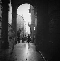 I don't  believe in ghosts (Emanuela Pepe) Tags: ghosts bologna fujix