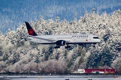 CYVR - Air Canada B787-9 Dreamliner C-FVLQ (CKwok Photography) Tags: yvr cyvr aircanada b787 dreamliner cfvlq