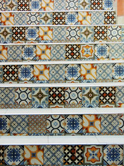 Stairs EXPLORED! (Shahrazad26) Tags: stairs trap escalier treppen marrakech marokko morocco maroc tegeltjes tiles