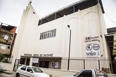 Colégio Santa Mônica sai da Maré