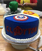 avengers (2) (backhomebakerytx) Tags: kids birthday cake avengers superheroes super hero awesome hulk iron man captain america backhomebakery