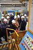 turbina31 (Genova città digitale) Tags: ansaldo energia genova febbraio 2018 turbina gas gt36 sindaco ministro bucci pinotti fegino