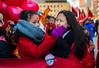 LunarNewYear2018-8(NY) (bigbuddy1988) Tags: people portrait photography nikon d800 red color digital new city usa friends nyc newyork chinesenewtear girl festival parade