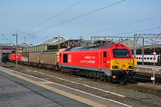 67028 6Z33 Crewe