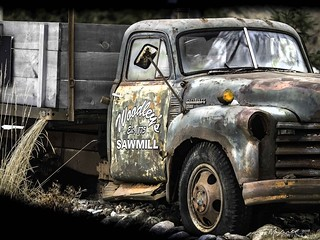 Woodley's 1948 Chev 1500