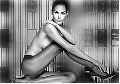 (horlo) Tags: bw blackandwhite noiretblanc monochrome film movies cinema portrait fonddécran wallpaper glamour actress vintage woman femme hilaryrhoda