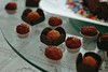 Brigadeiros (TheJennire) Tags: photography fotografia foto photo canon camera camara colours colores cores light luz young tumblr indie teen food comida brigadeiro sweet birthday doces chocolate 2018 50mm detail