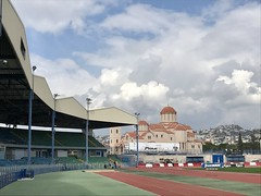Apollon Limassol (Peter R Miles) Tags: apollon limassol tsirion stadium