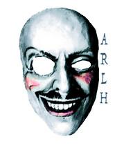cynique (cecileK) Tags: tattoo dessins mask