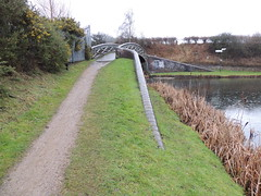 Anglesey Branch Canal A180 005 (touluru) Tags: brownhills canal we wyrley essington wyrleyandessingtoncanal birmingham navigations bcn coal mine railway a5 staffordshire staffs dam anglesey basin ogley junction chasewater norton pool reservoir