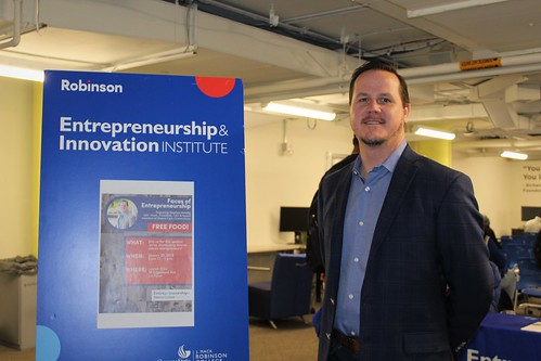 ENI : Faces of Entrepreneurship: Stephen Kendig