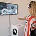 Seeking Inwardly - interactive 3D video installation @ Kunstraum Aarau