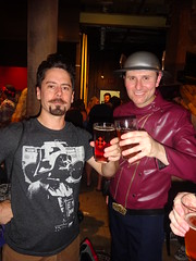 Having a beer with Ben Pace from #ThatCosplayShow (Sconderson Cosplay) Tags: comic con san diego sdcc 2016 flash jay garrick hunter zolomon earth2 cosplay ben pace