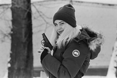 «On the Line of Fire» (Andrey  B. Barhatov) Tags: moscow russia winter model annaars anna people girl face snow filmtype135 film analog filmfilmforever filmoriginal filmmood filmisnotdead filmphoto filmphotography ilfordhp5 ilfordhp5400 pentaxmz7 pentax ru blackandwhite noiretblanc blackandwhiteonly grain bnwmood bnwfilm bnw bw bwfp grayscale xtol noritsuls1100filmscanner printbypro barhatovcom россия москва модель аннаа анна чернобелое пленка фотопленка чб настроение русскиедевушки зима снег аннаарс takumarf70200mmƒ456