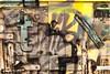 Expérience de pensée (Gerard Hermand) Tags: 1702056492 gerardhermand france paris canon eos5dmarkii formatpaysage lab14 art rue street streetart abstrait abstract abstraction peinture paint