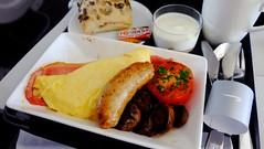 Business Class In-flight Meal - British Airways (Matt@PEK) Tags: britishairways oneworld businessclass inflightmeal