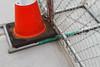 (rafalweb (moved)) Tags: orange green boring mundane lines angles canon eos 7d efs 1755 f28 sidewalk color