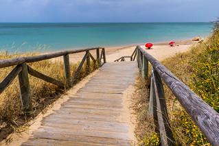 Spain - Cadiz - Rota - Punta Candor Beach