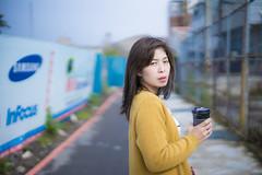 20180201-_DSC3236 (CasaDeAM) Tags: 美女 protrait pretty girl besutiful light morning flash coffee women wife