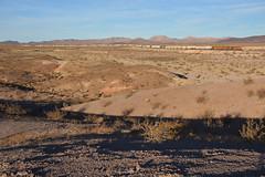 Snaking through the desert (CN Southwell) Tags: bnsf mojave desert train