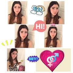 HI!   HI!   HEY! (theashleymartin) Tags: transgirl transsexual transgender mtf