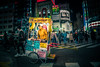 Kabuchiko Cart (Stuck in Customs) Tags: tokyo japan shinjuku trey treyratcliff stuckincustoms stuckincustomscom hdr hdrtutorial hdrphotography hdrphoto aurorahdr shop sales light night street neon