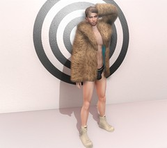Right On Target (EnviouSLAY) Tags: cheerno smart taketomi belleza bento lelutka straydog stray dog pale tan desert offwhite white off black jockstrap undies naked fur model newreleases new releases tmj mancave themenjail man cave the men jail mensmonthly mensfashion mensfair mensevent monthlymen monthlyfashion monthlyfair monthlyevent monthly mens event fair fashion male gay blogger secondlife second life photography