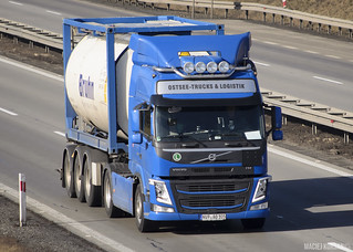 Volvo FM IV Globetrotter / Ostsee-Trucks & Logistik (D)