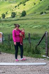 the mother (Alex - Born To Be Free) Tags: borntobefree alessandroforni viaggioperimmagini balcani balcan bosnia bosniaerzegovina portraits people mother mum baby reportage lukumir mountain person pour life meet