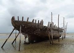 old boat, Vilanculos, Mozambique