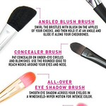 Best Ideas For Makeup Tutorials : THE BEST MAKEUP BRUSHES GUIDE: Cosmopolitan.com rounded up the best and most he… thumbnail