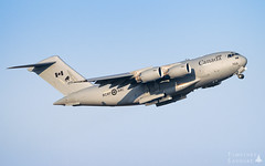 EVX | Royal Canadian Air Force Boeing C-17A Globemaster III (Timothée Savouré) Tags: royal canadian air force boeing c17a globemaster iii rcaf evreux fauville évreux base afb c17 canada 177703