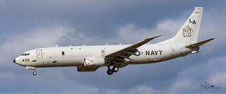 US Navy P-8 Poseidon VP 5