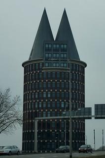 Moderne architectuur.