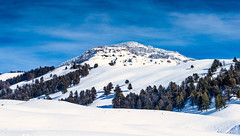 Big Sky Country (ArmyJacket) Tags: yellowstonenationalpark yellowstone montana mountain snow winter landscape sky clouds wyoming