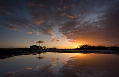 Sunrise in Boreham. (Lee Woodcraft) Tags: sunrise boreham essex nikon d7200