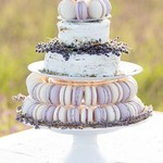 Wedding Cakes : Wedding cake idea; Featured Photographer: Annemarie King Photography thumbnail