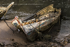 SUEÑO ROTO (José Mª Arroyo) Tags: jabkdos jmarroyo jab josémªarroyo bote embarcación pesca pesquero roche conil rio