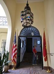 26.09.2017, Délégation américaine (Musée) (7) (maryvalem) Tags: maroc morocco tanger maghreb alem lemétayer lemétayeralain
